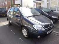 RENAULT SCENIC 1.4 EXPESSION 2002 NEW MOT
