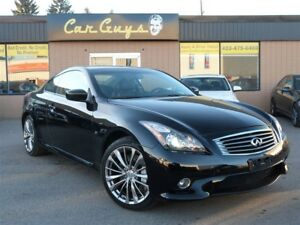 2014 Infiniti Q60 Sport - Navi, BU Cam, H. Leather, Key-Less, Ro
