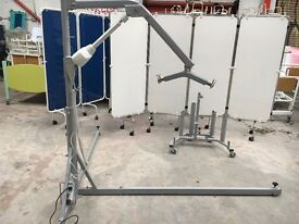 Portable Patient Electric Hoist/Disability Patient Hoist/Sidhil HST/13 Hoist