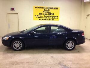2002 Chrysler Sebring LX Annual Clearance Sale!