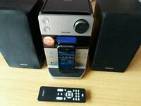 PHILIPS DAB Classic Micro System with Docking station