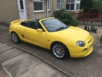 2001 Mgf Trophy In Stunning Condition Mot March 2019 Refurbished Alloys