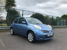 Nissan Micra Automatic 1.4 | New MOT | Low Mileage | Alpine Stereo with Bluetooth | High Spec