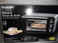 Brand new small Oven and Grill