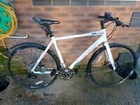 Boardman road bike gents as new 54cm