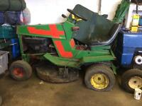 Westwood ride on mower/ spares or repair/ project