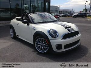 2015 MINI Roadster Cooper S HARMAN KARDON - XENON- CUIR