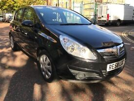 Vauxhall corsa 2008 AUTOMATIC LOW MILES