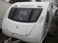 swift challenger sport 382 2 berth