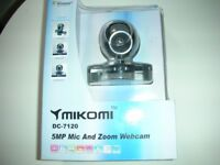 Mikomi 5MP Mic USB / DC-7120 / Web Camera
