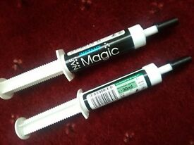 2 NAF instant magic horse calmer paste syringe new free P&P calms pony