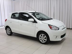 2014 Mitsubishi Mirage 5DR HATCH. TEST DRIVE TODAY !! w/ ALLOY W