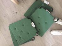 IKEA Chair cushions