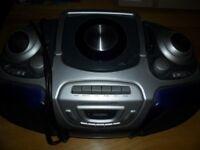 Portable Home Radio and CD Player