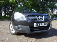 57 NISSAN QASHQAI TEKNA DCI 1.5 DIESEL,MOT AUG 018,2 KEYS,2 OWNERS,PART HISTORY,STUNNING EXAMPLE