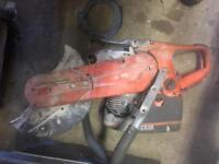Husqvarna k760 stihlsaw spares or repairs