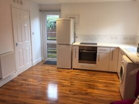 Furnished, self-contained Studio, with fitted kitchen and wetroom
