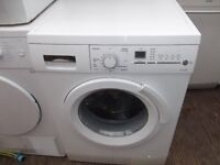 SIEMENS 8kg WASHING MACHINE 1600 SPIN IN GOOD CLEAN WORKING ORDER 3 MONTH WARRANTY AND PAT TESTED