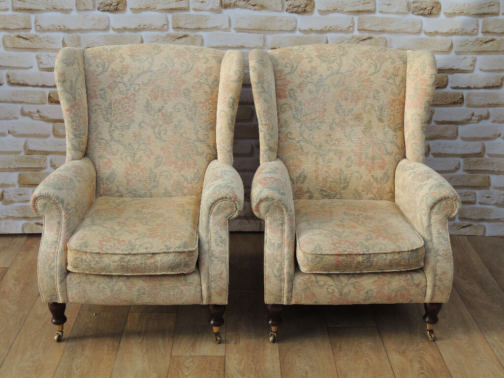 Pair of Quality Parker Knoll Chairs (Delivery possible)