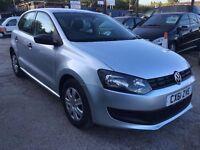 Volkswagen Polo 1.2 S 5dr (a/c)£4,285 . FREE 1 YEAR WARRANTY, NEW MOT