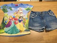 Girls 5-6 years outfit