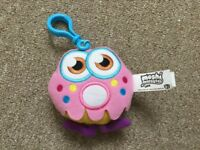 Oddie Plush Toy Keyring