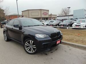 2012 BMW X6 M 555HP!!! DINAN EXHAUST SYSTEM NAVI-CAMERA-SOFT CLO