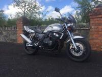 Honda CB400 Super Four - MOT - Ready to ride away