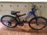 "Mongoose Rockadile 24"" Wheel Bike"