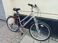 "Falcon Hawaii ladies bike, 18"" alloy frame, for 5'4""-5'9""(163-175cm)"