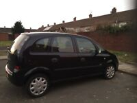 VAUXHALL MERIVA FOR SALE 2009 CHEAP PRICE