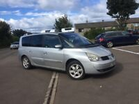 AUTOMATIC FULL MPV RENAULT GRAND ESPACE 3.0 DIESEL ( 7 seater) COMES WITH FULL YEAR MOT - TOP MODEL