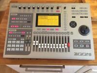 Zoom MRS 1608 Digital Recording Studio