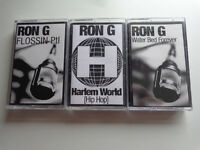 Mixtapes for sale... [Tape Kingz Originals from NYC] TONY TOUCH / DJ DOO WOP / DJ RON G £20 EACH