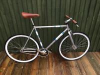 Single Speed Raleigh Flyer Bike