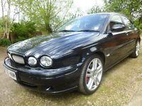 Jaguar X-Type 2.5 V6 Sport (AWD) Automatic 2005.