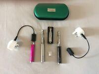 3 x Vaporized Aspire Starter E-Cigarette Kits , Vape Pens.
