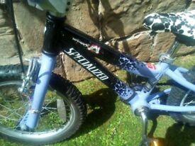 Specialized Hotrock 16 inch Kids Mountain Bike **** Harewood LS7 9LD