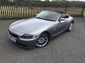 2006 56 BMW Z4 2.0 SPORT CONVERTIBLE *28TH APRIL 2018 M.O.T*, 2 FORMER KEEPERS FROM NEW