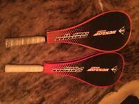 Squash Rackets x 2