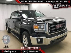 Used 2015 GMC Sierra 1500 SLT-Heated Leather, Rear Vision Camera