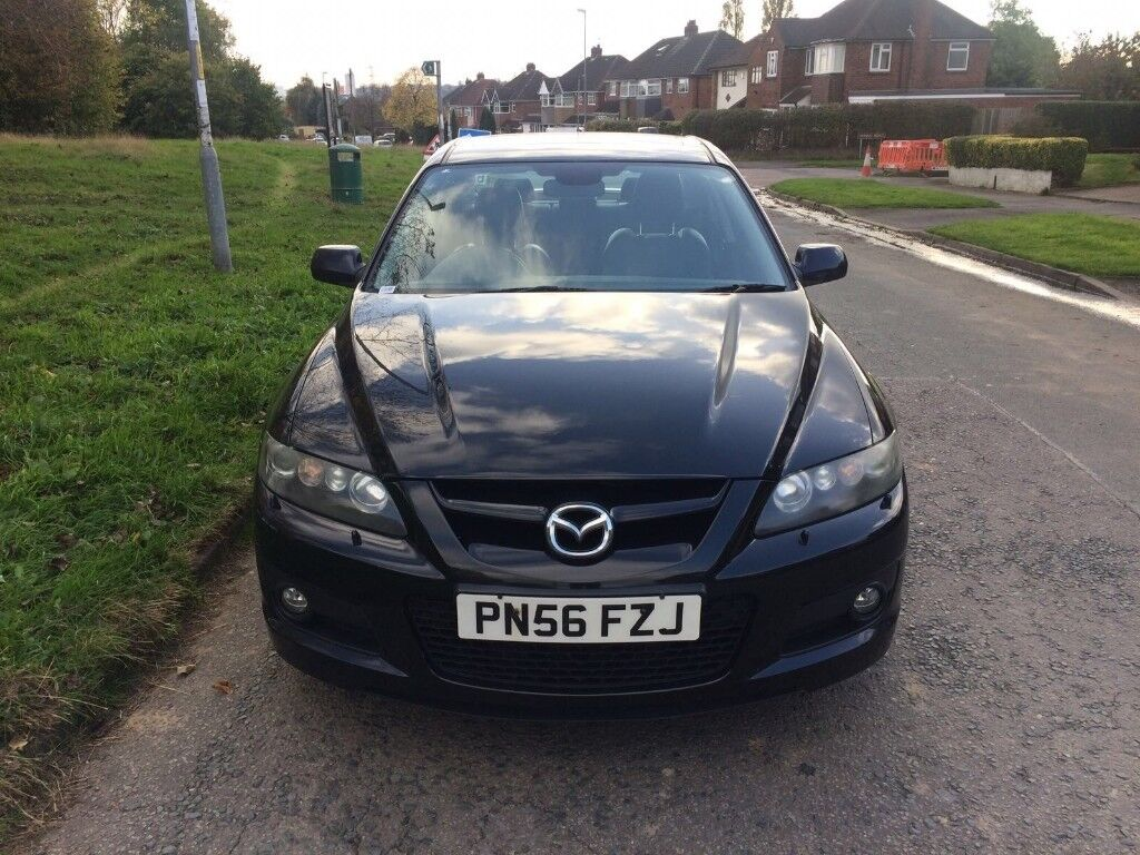 CHEAP MAZDA 6 MPS 1 OWNER FROM NEW WITH 12 MONTHS MOT