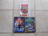 Children's DVD's Bundle of 3 (5)