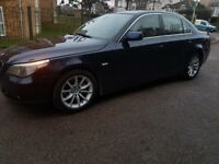Bmw 5 series e60 523i auto low miles only 72k