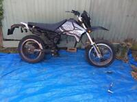 Pulse 125 breaking for spares