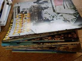 A bundle of world war 11 magazines