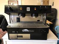 Shop coffee machine/ cappuccino maker