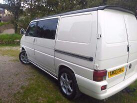 Volkswagen transporter t4 2.5 tdi campervan/dayvan