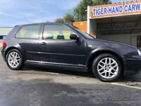 Vw golf mk4 Black 2.0 GTI