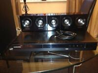 Samsung Surround Sound System/DVD player